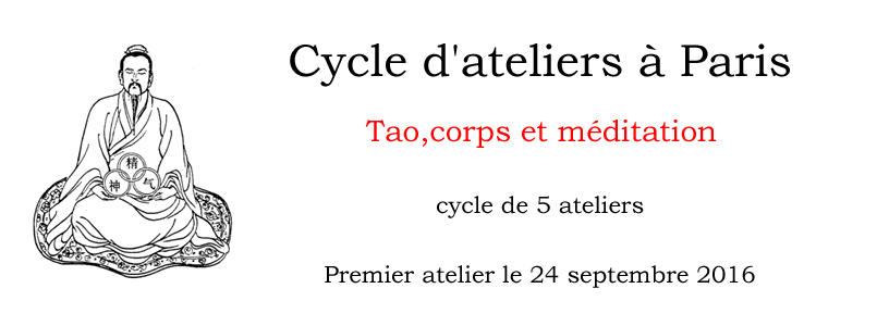 cycle tao corps et meditation
